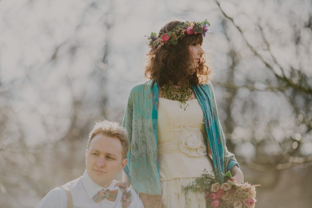 Natural Wedding Photographer Lake District