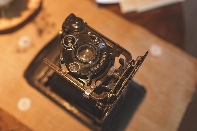 Vintage Wedding Photographer UK 02