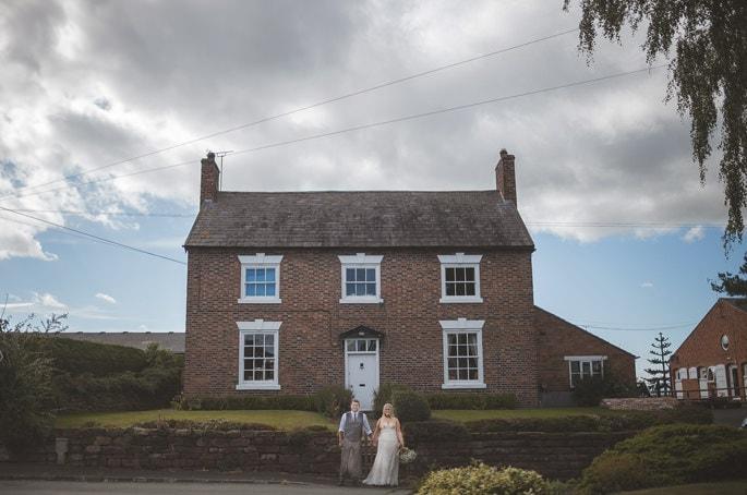 Vintage Wedding Photographer UK 001