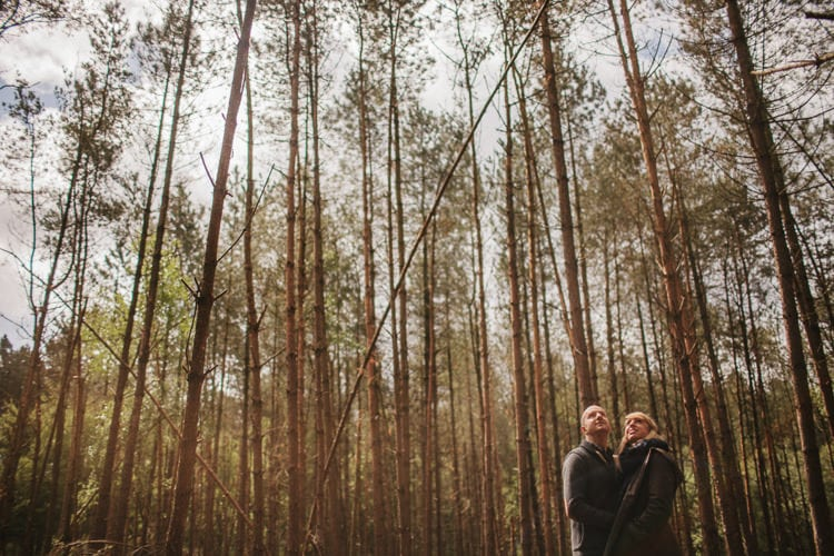 Delemere Forest Wedding Photographer 2