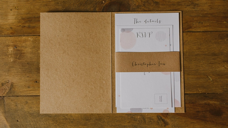 Natural Wedding Invitations 8
