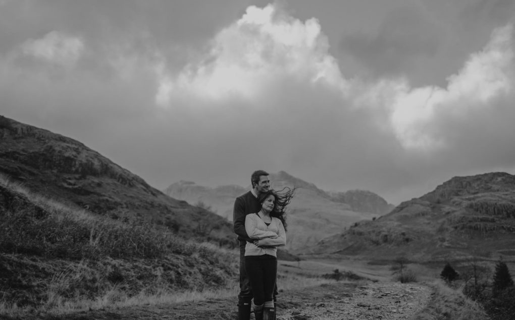 Lake District Cumbria Blea Tarn Wedding Photographer 29