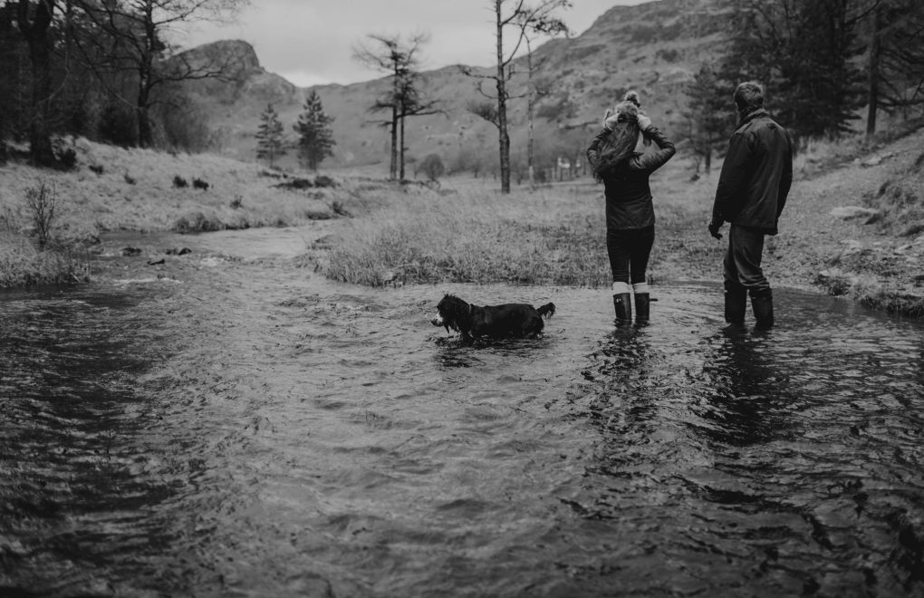 Lake District Cumbria Blea Tarn Wedding Photographer 7