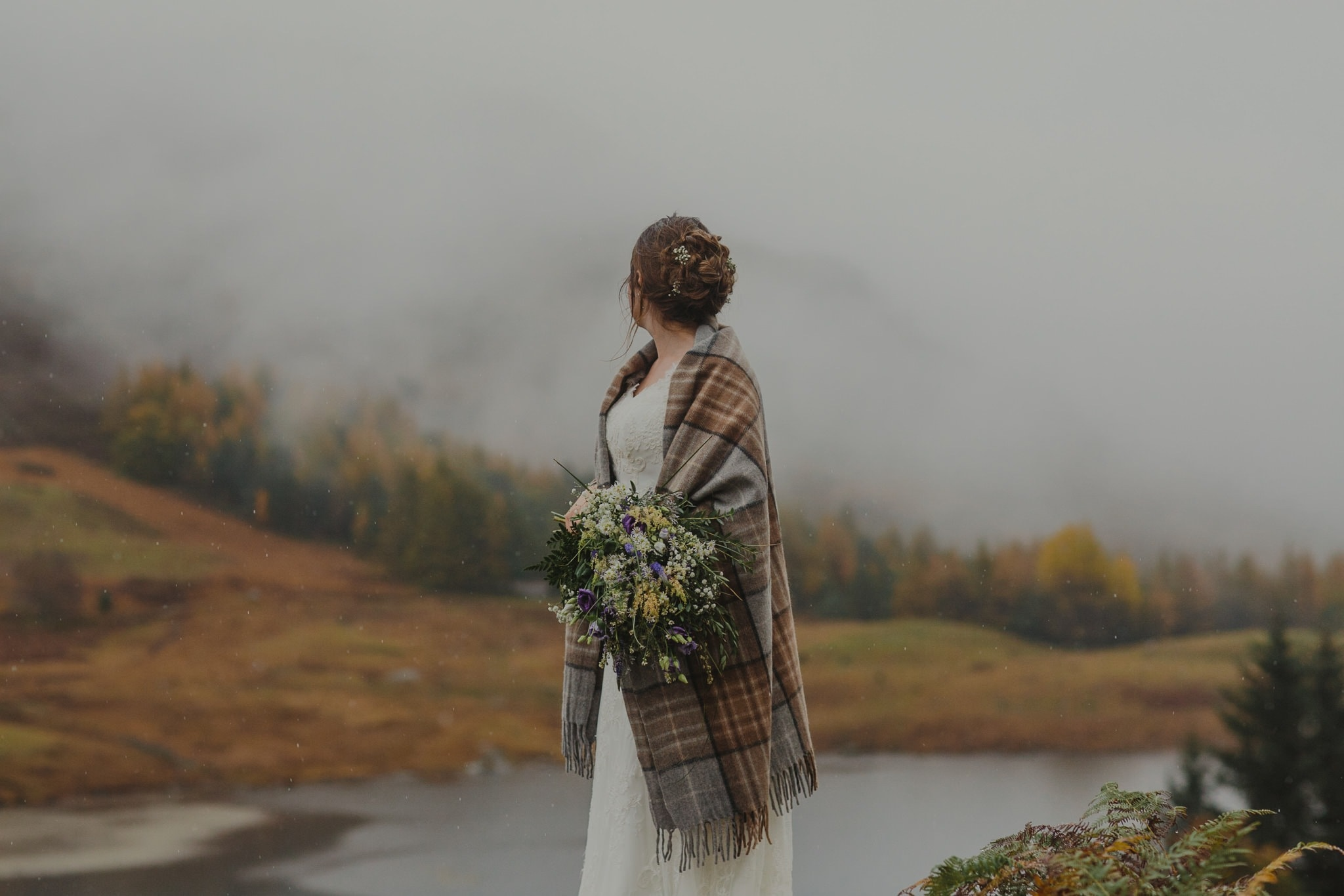 Lake District, Windermere, Cumbria Wedding Photographer 09