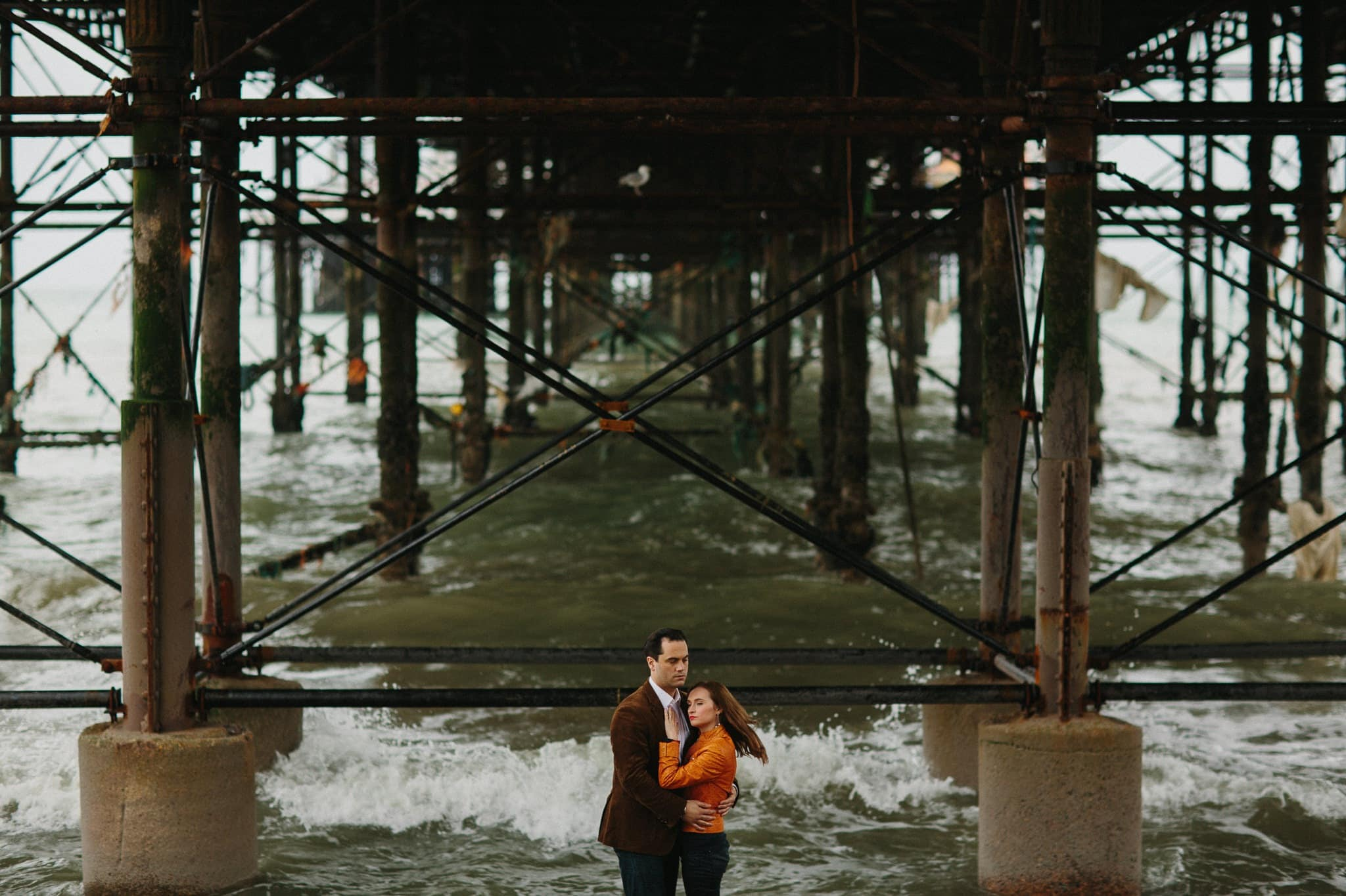 Beach Wedding and Engagement Photographer UK