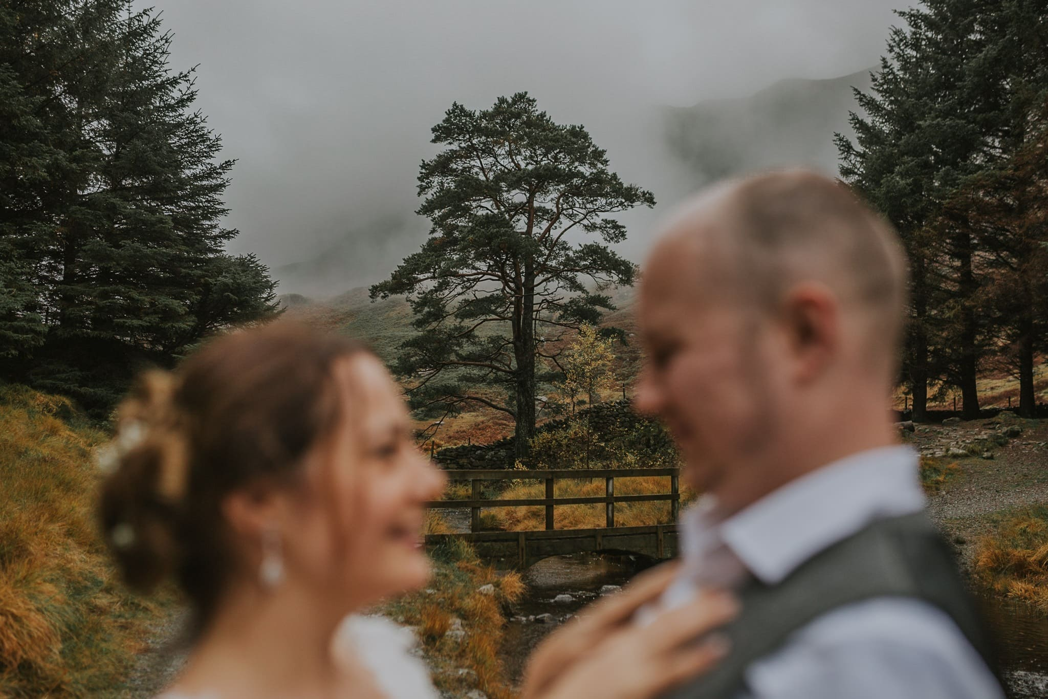 Fine Art Wedding Photographer The Lake District and South Wales 12