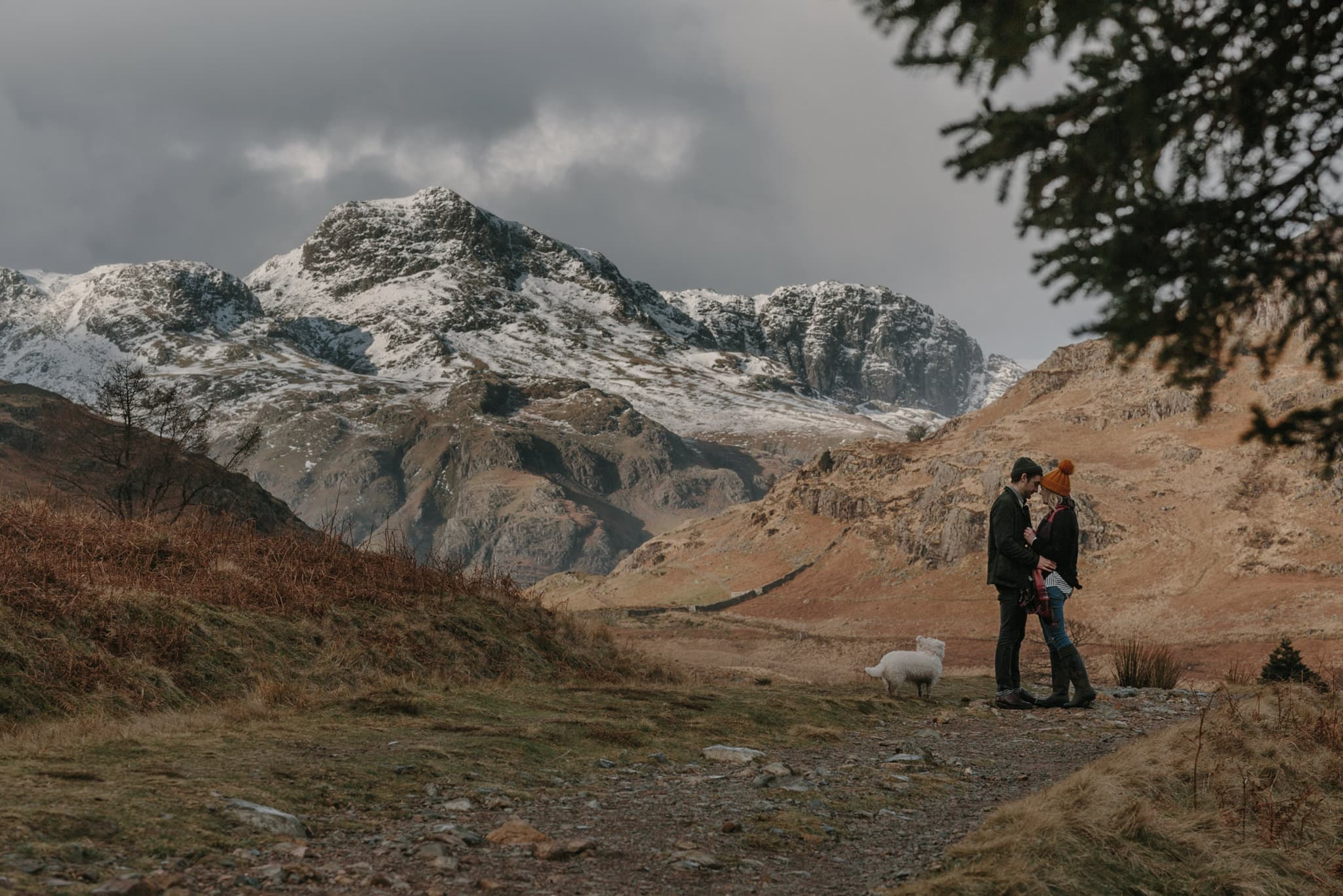 Blea Tarn Lake District Wedding Photographer 40