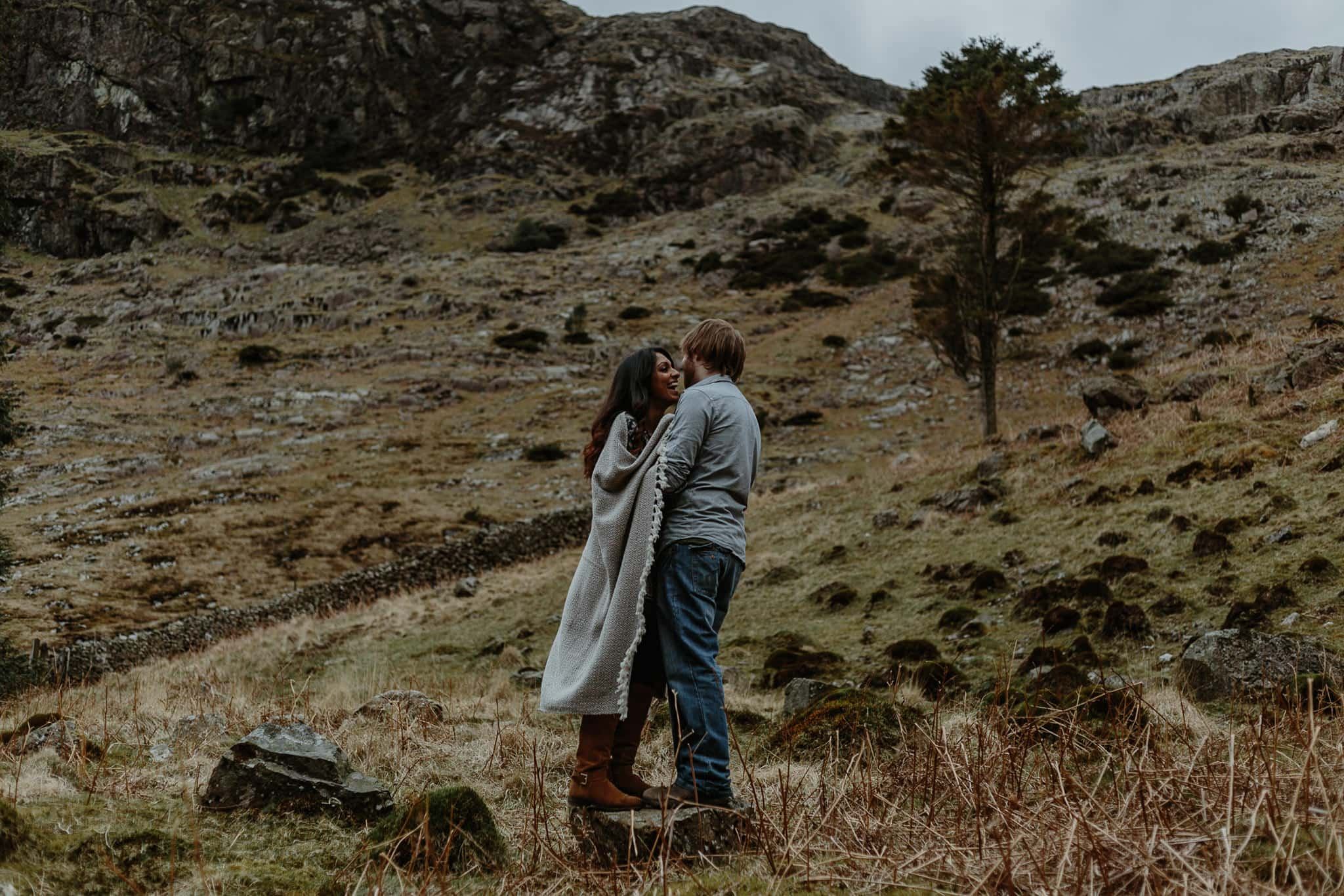 Lake District Blea Tarn Wedding Photographer 14