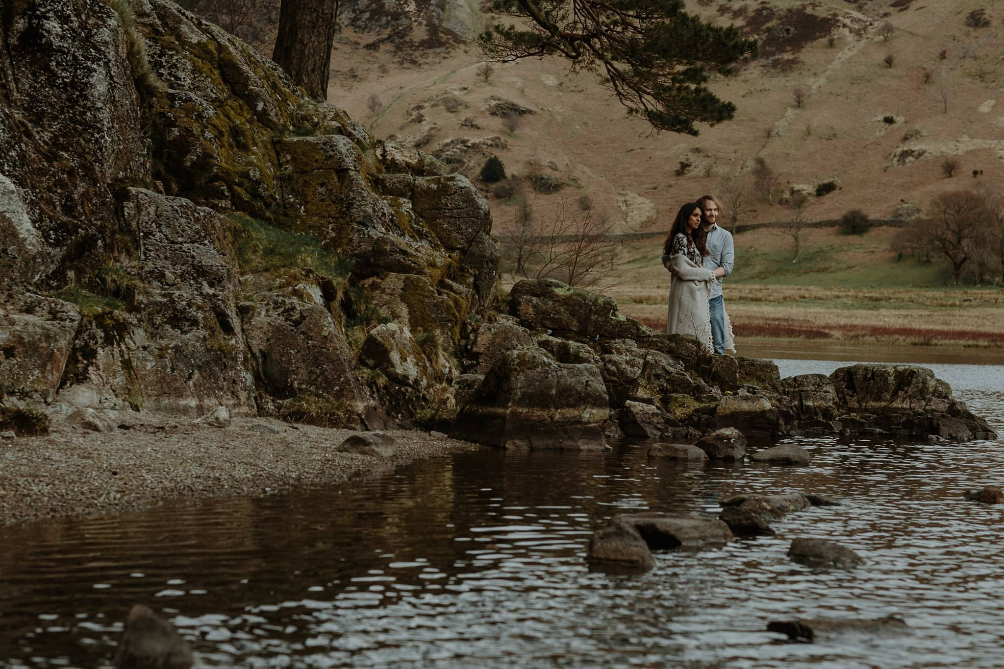 Lake District Blea Tarn Wedding Photographer 19