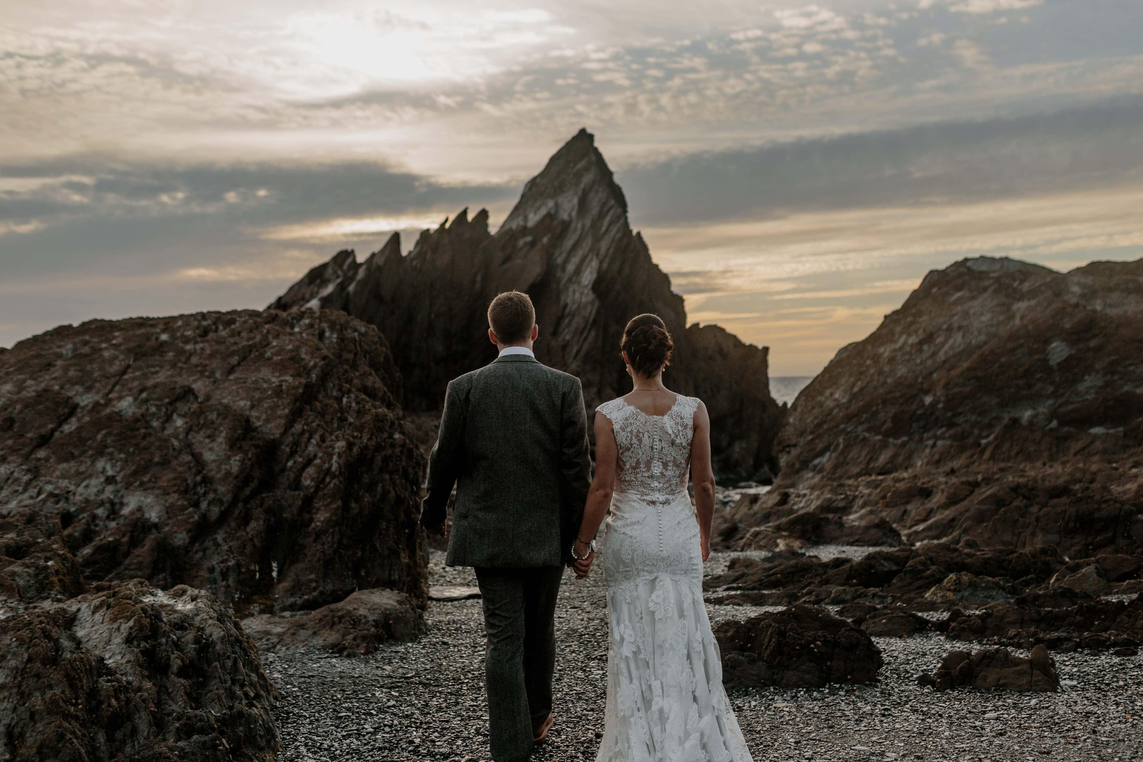Beach Wedding Elopement UK And Europe 2