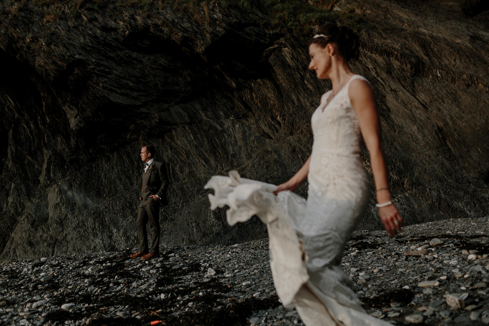 Beach Wedding Elopement UK and Europe 4
