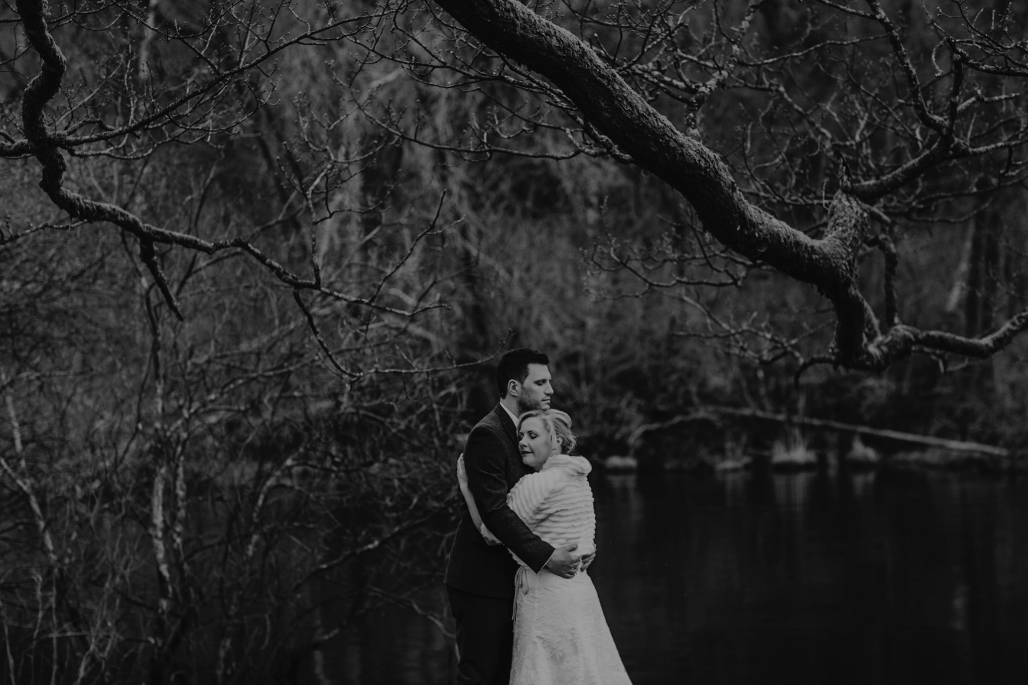 Fine art natural wedding photographer lake district and south wales 29
