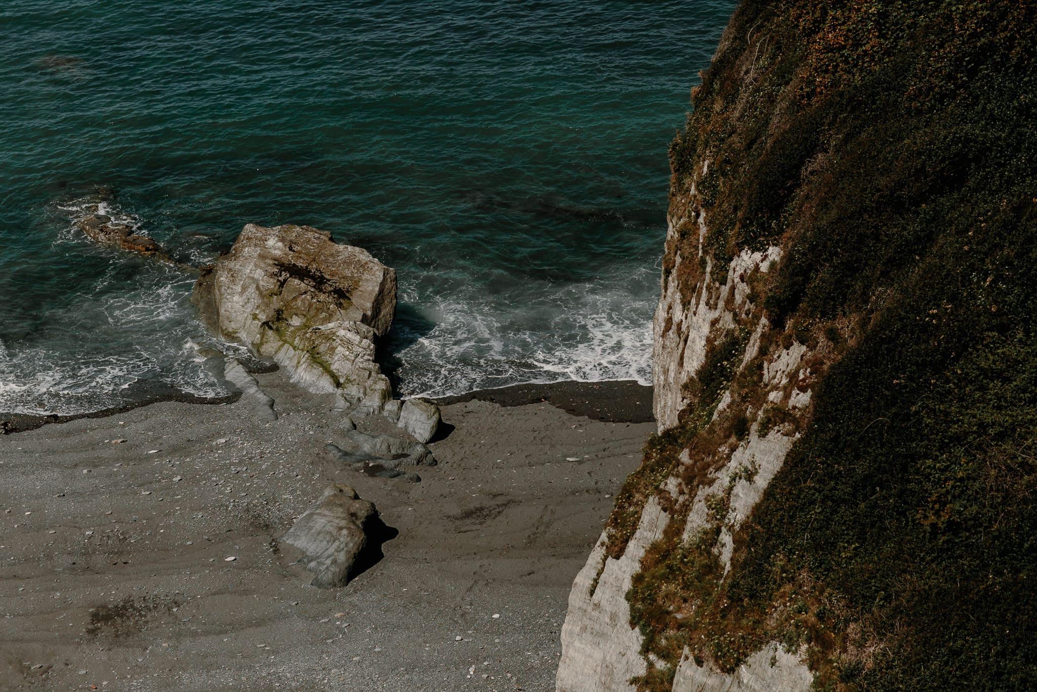 Tunnels Beaches Devon Wedding Photographer 29