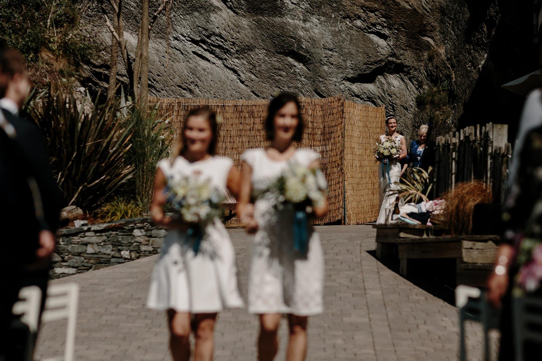 Tunnels Beaches Devon Wedding Photographer 42