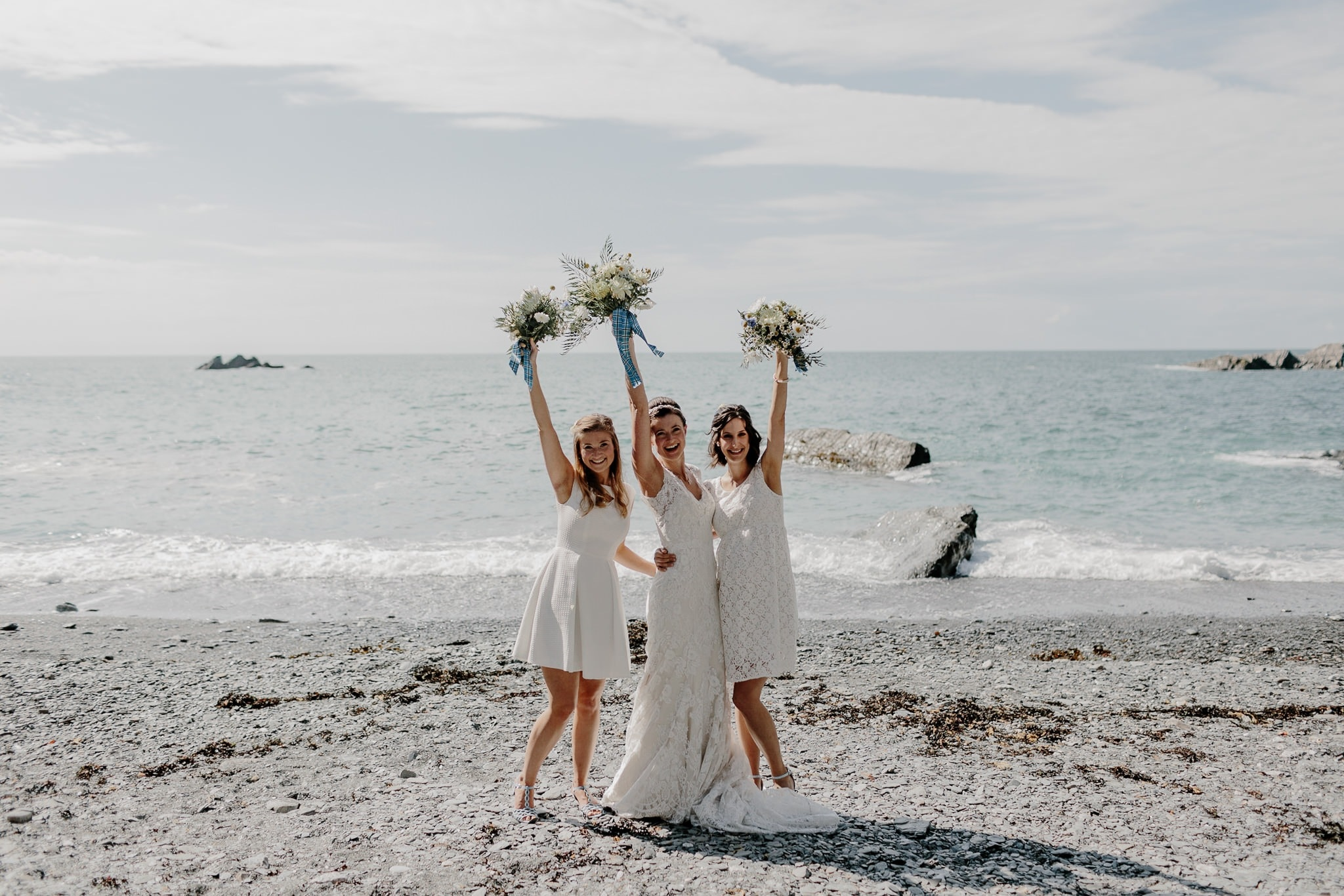Tunnels Beaches Devon Wedding Photographer 54