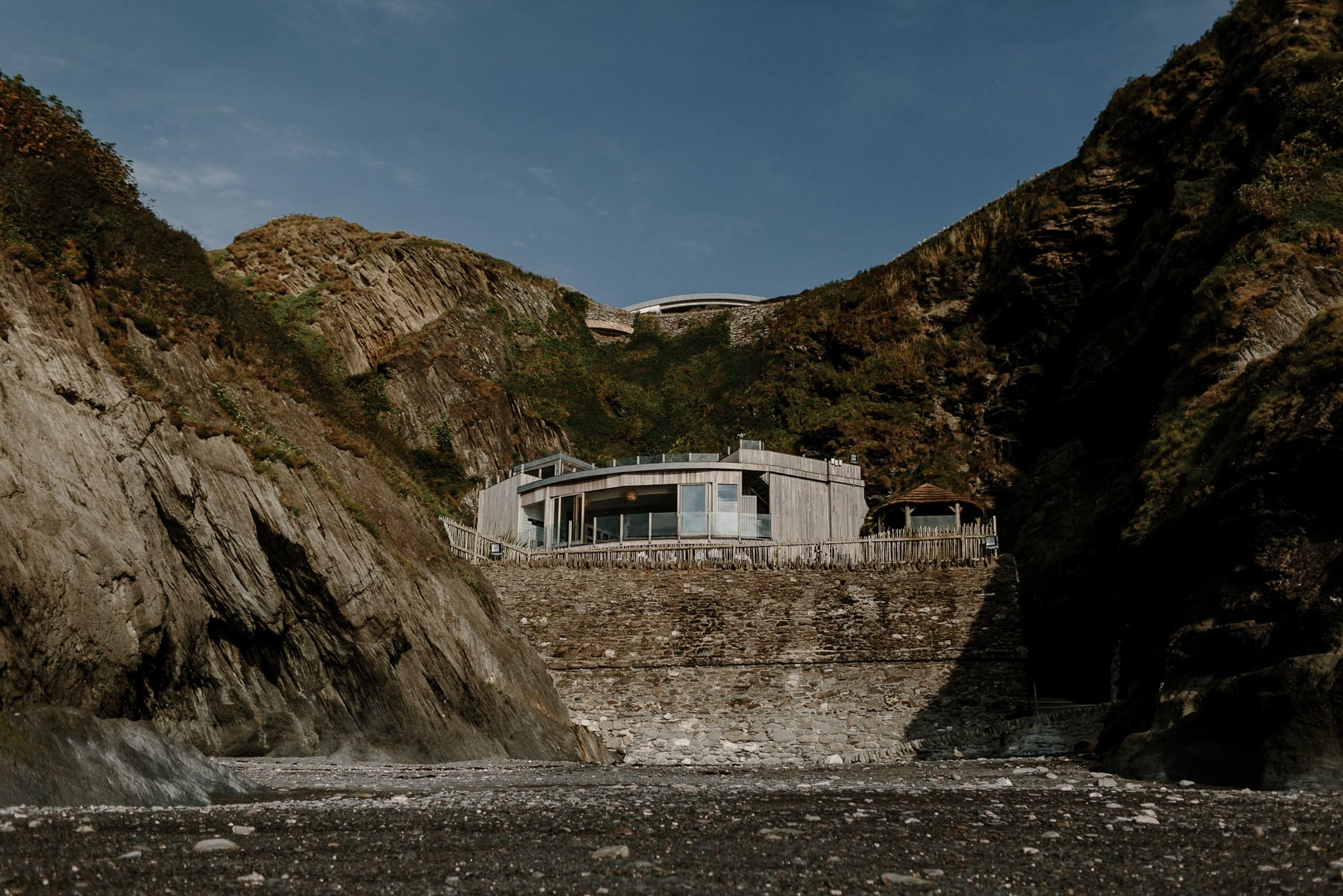 Tunnels Beaches Devon Wedding Photographer 65