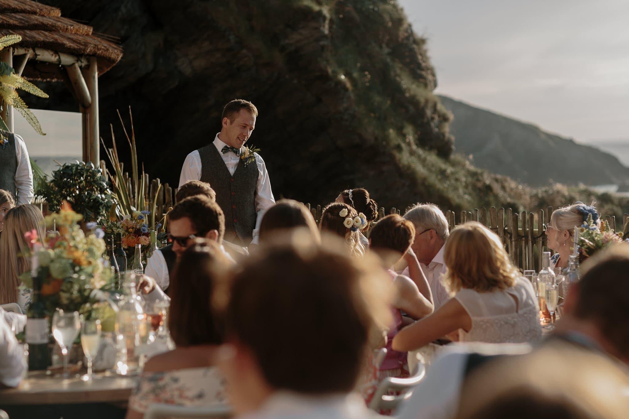 Tunnels Beaches Devon Wedding Photographer 68