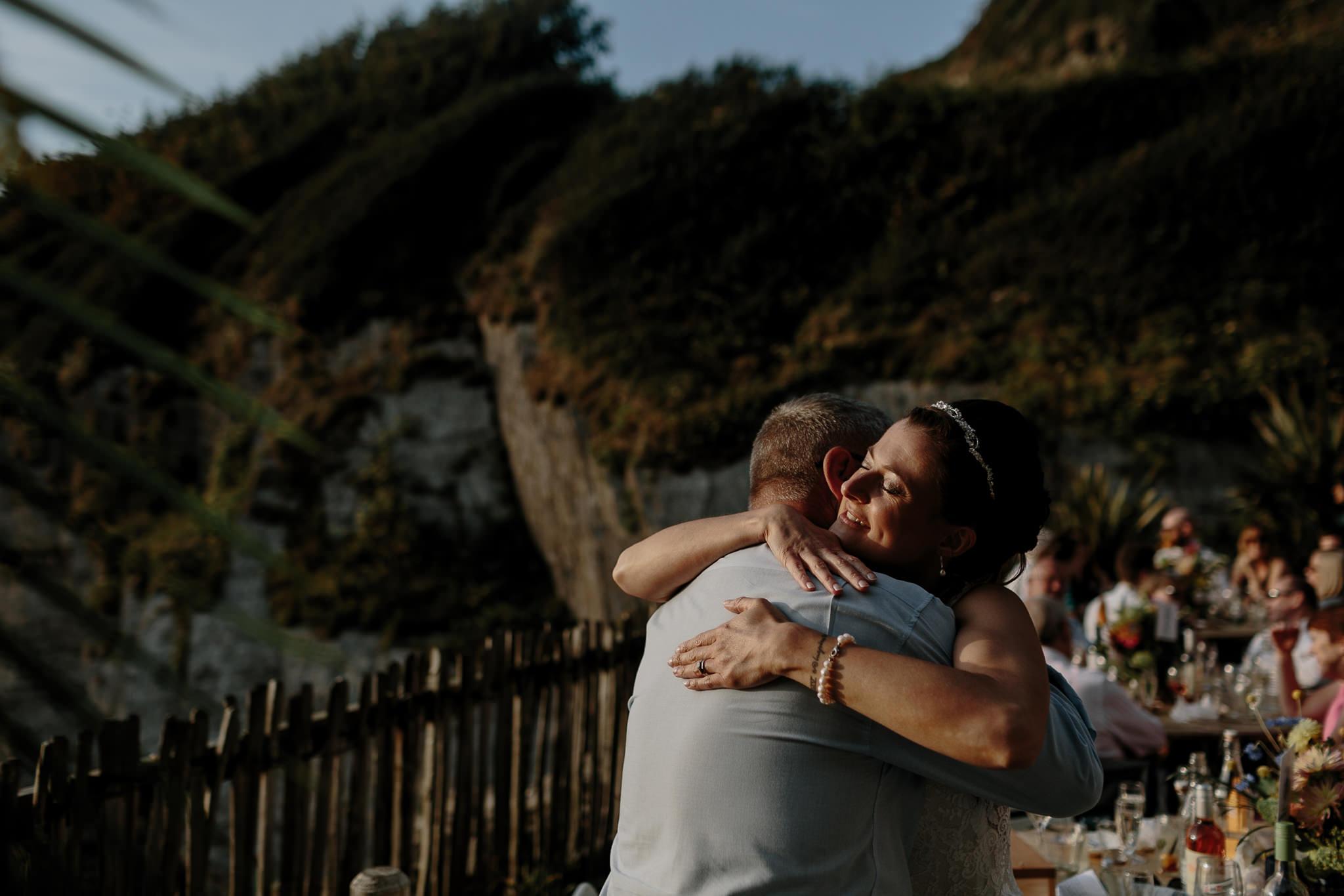 Tunnels Beaches Devon Wedding Photographer 71
