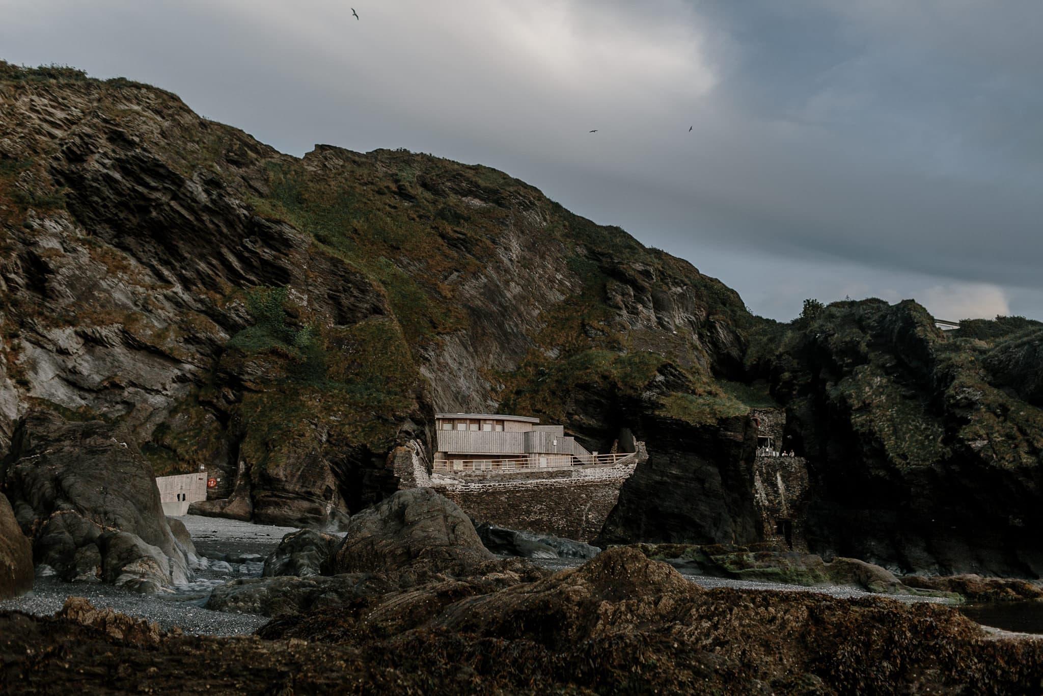 Tunnels Beaches Devon Wedding Photographer 94