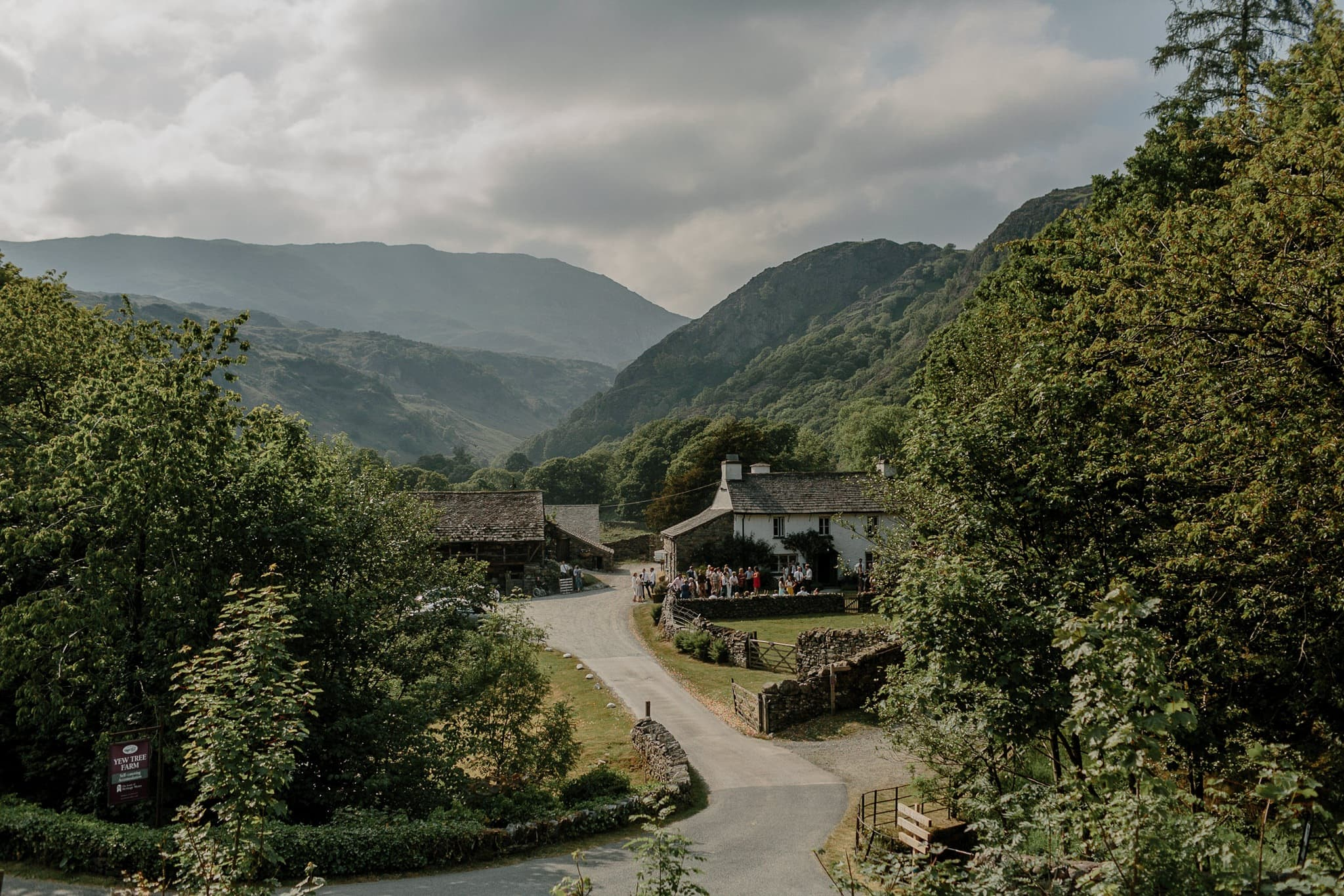 Beatrix Potter Cottage Lake District