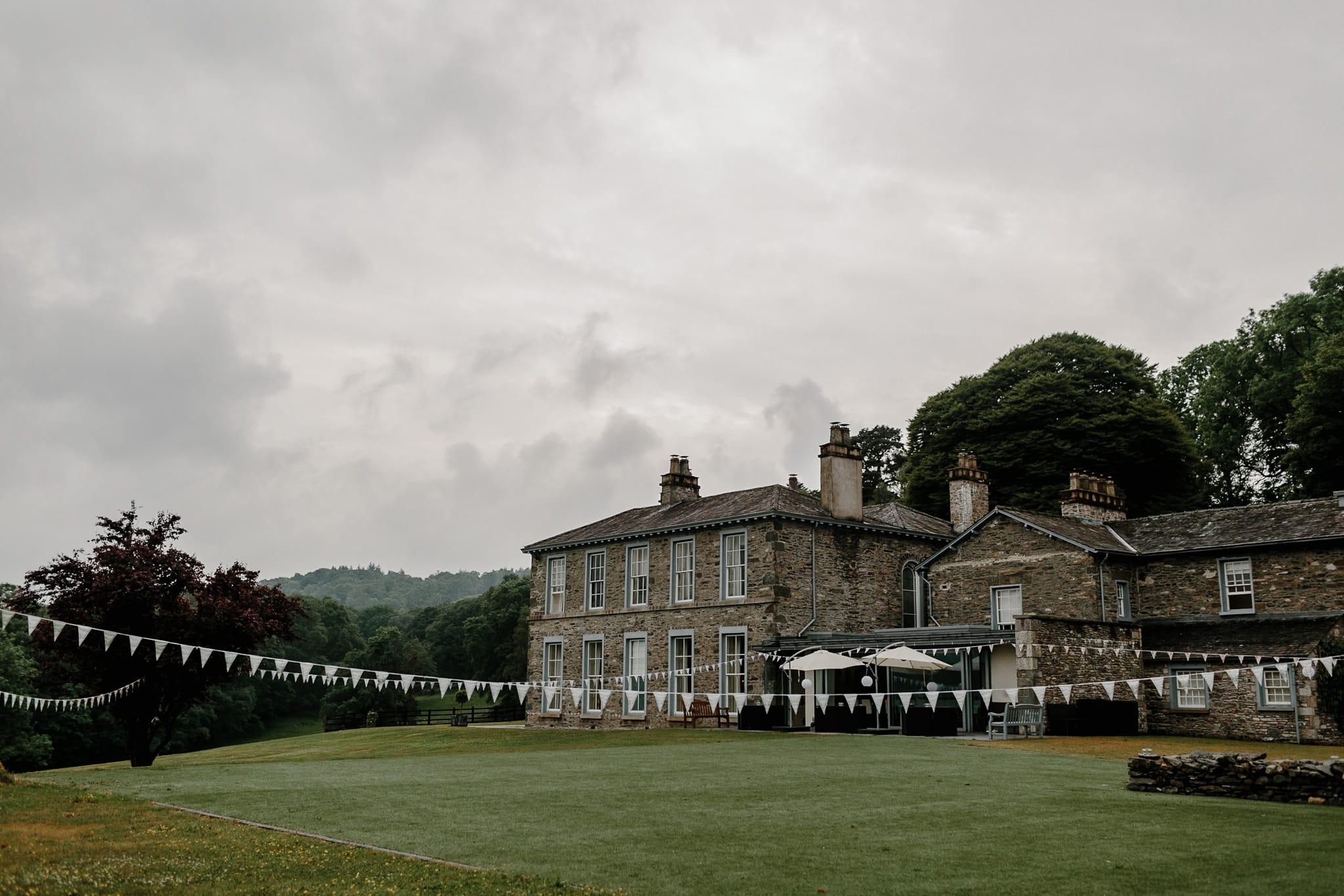 Silverholme Manor Graythwaite