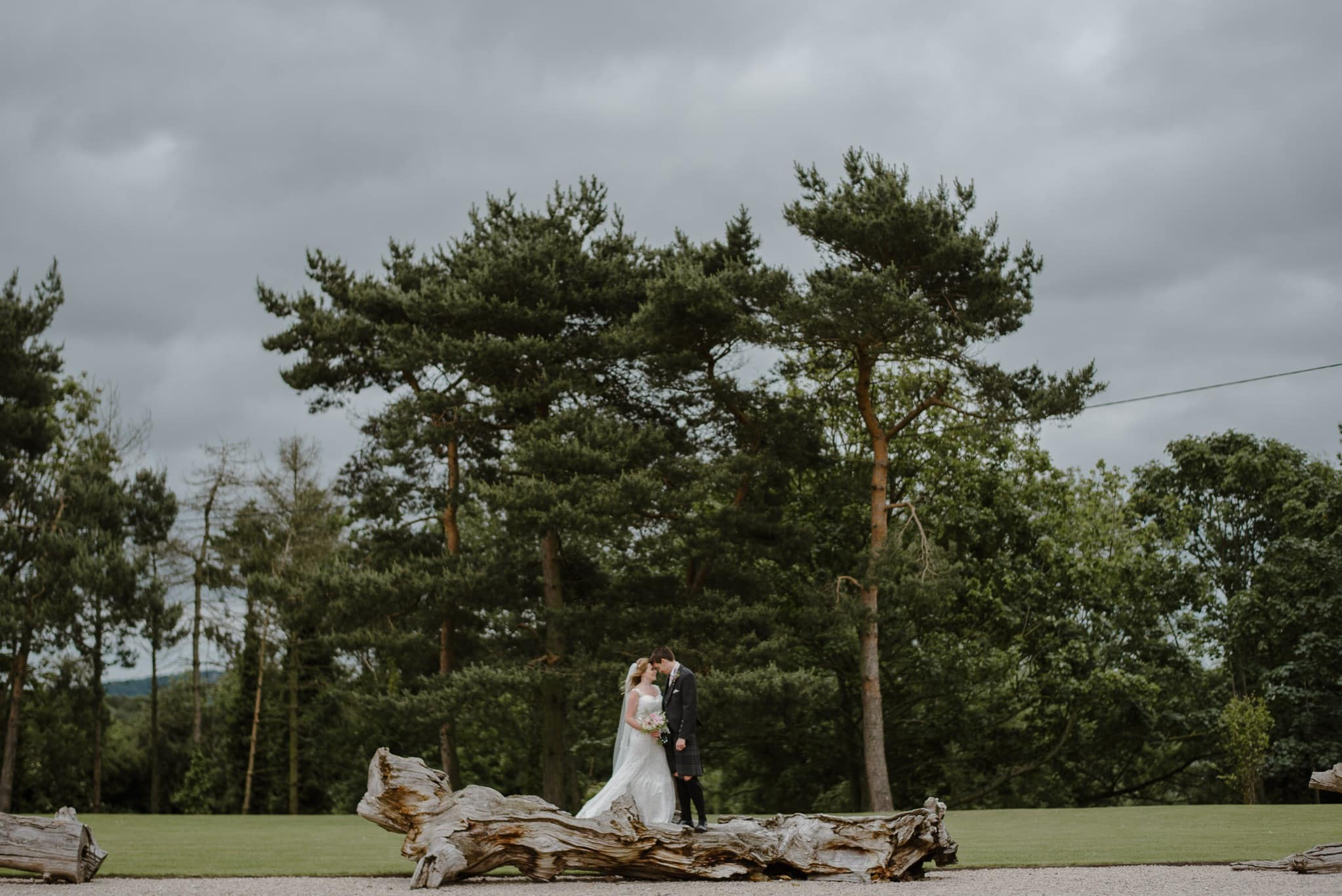 Natural Wedding Photographer North Wales