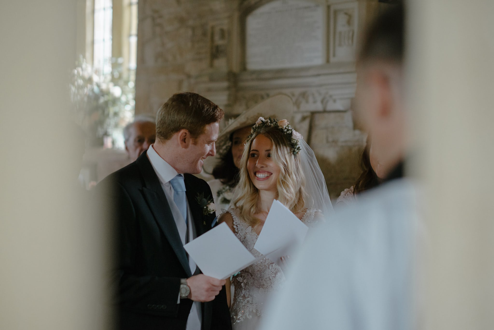 Church Wedding Photographer Wales