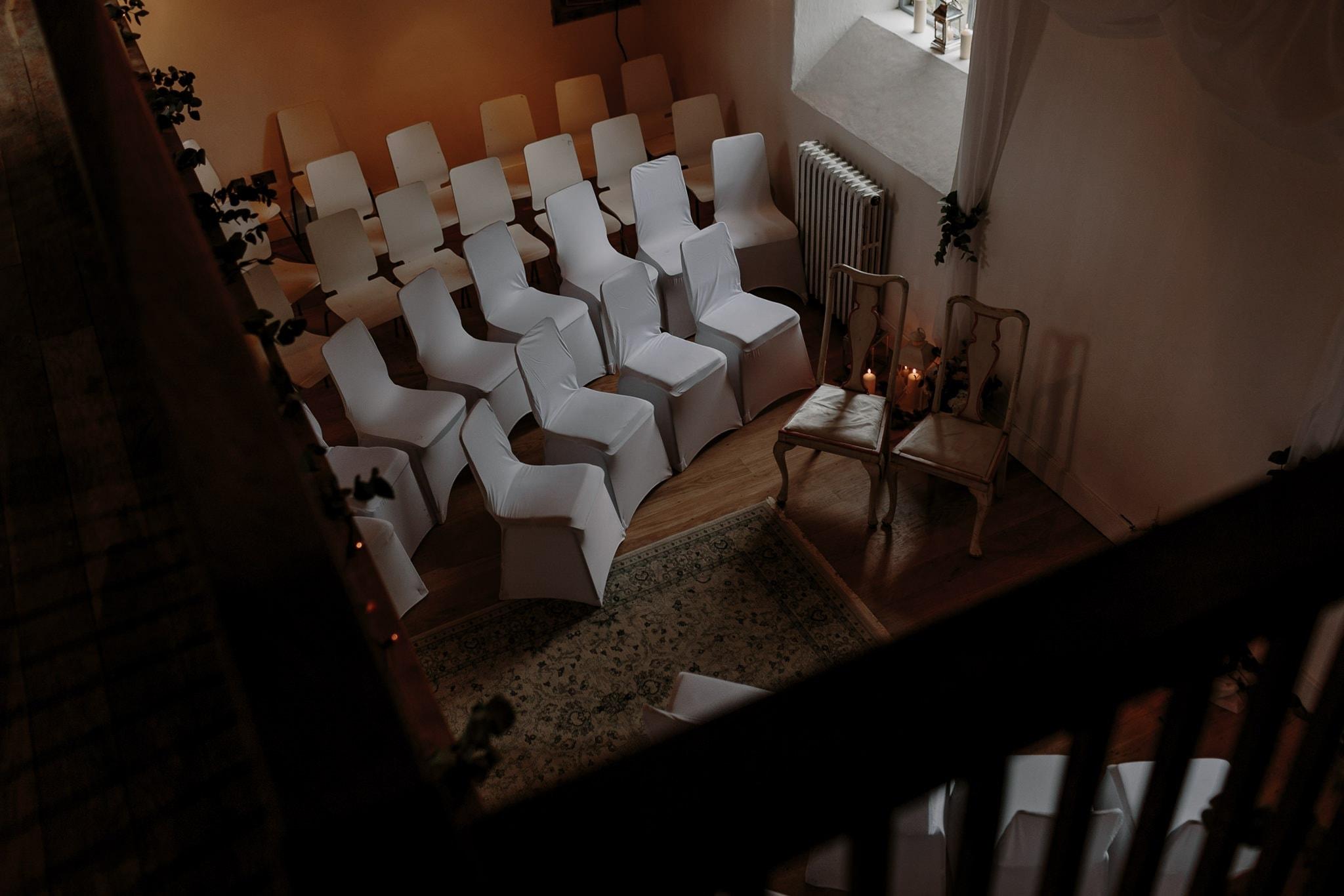 Carreglwyd Ceremony Room