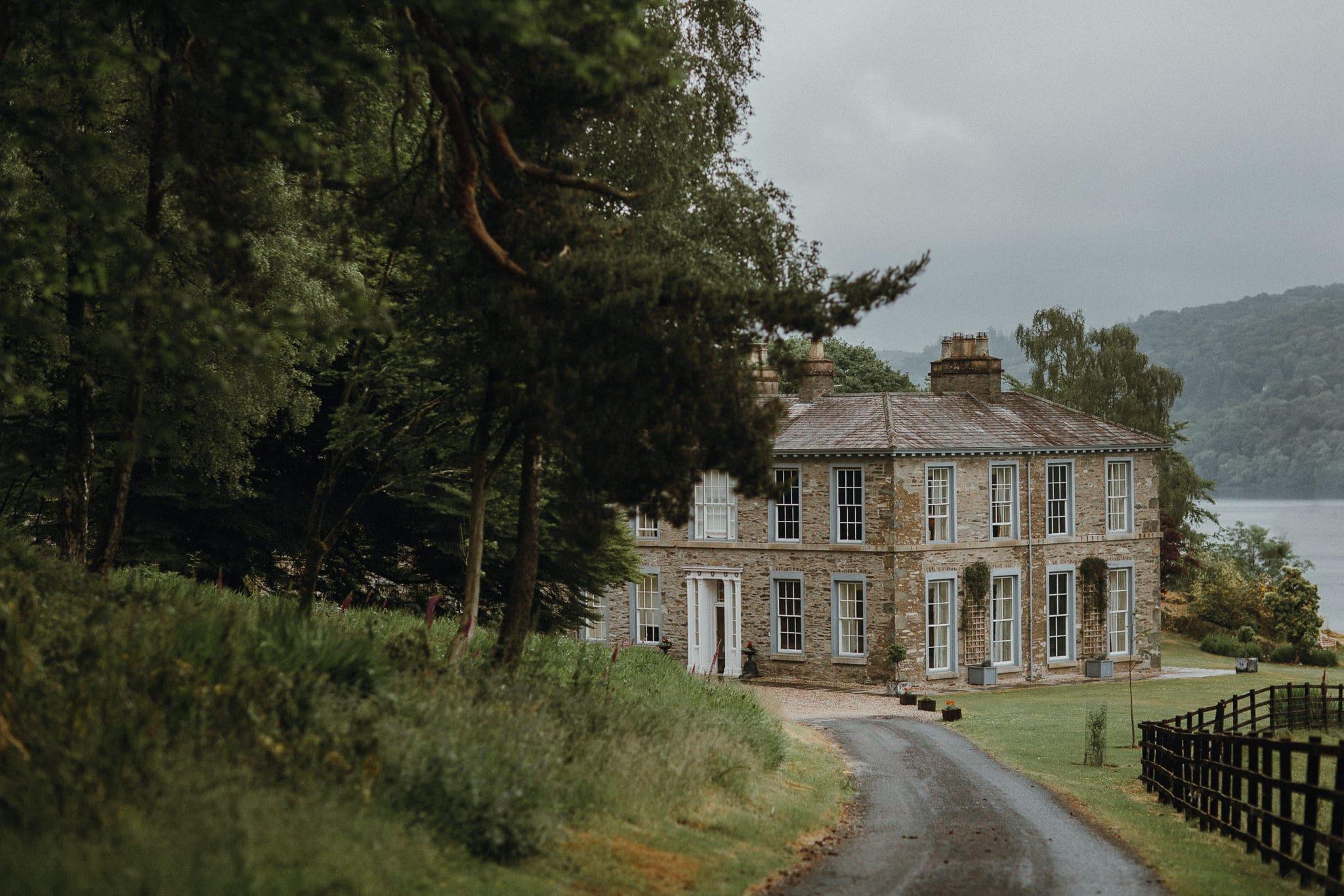 Silverholme Manor Grounds