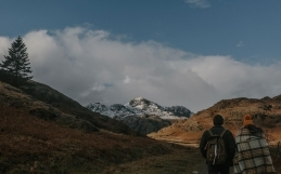 Blea Tarn Engagement Shoot in the Lake District
