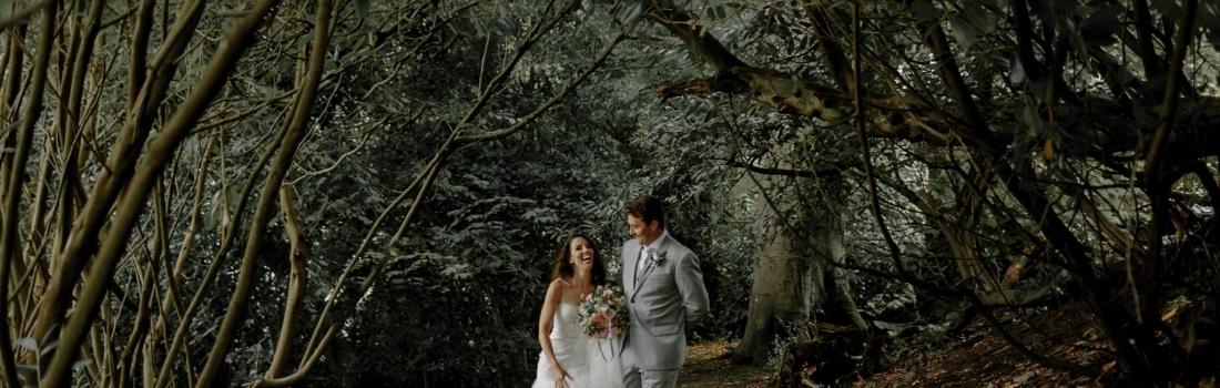 Carreglwyd Estate North Wales Wedding