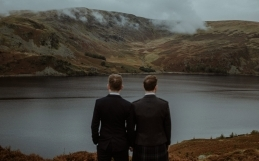 David and Ben's Elopement – The Haweswater, The Lake District