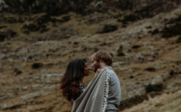An Adventurous engagement in the Lake District