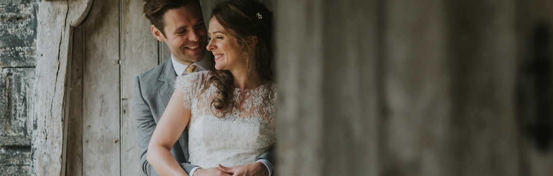 Natural Farm Wedding in Somerset – Preview