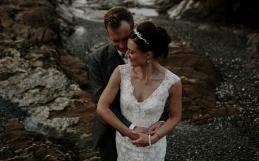 A recent wedding…