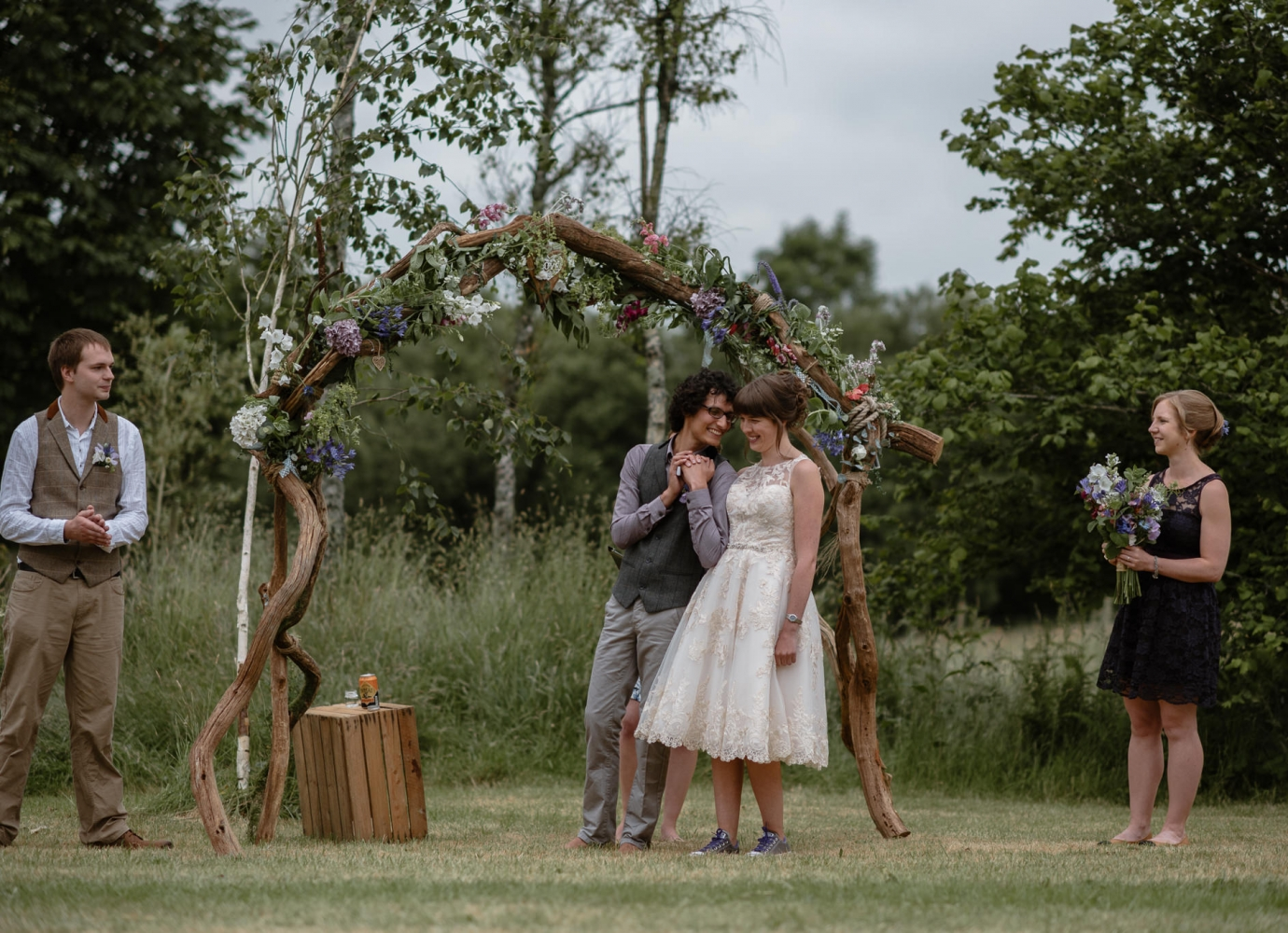 Solstice Wales Wedding Photographer