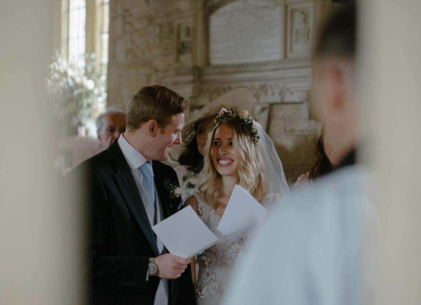 Church Wedding Photographer Wales