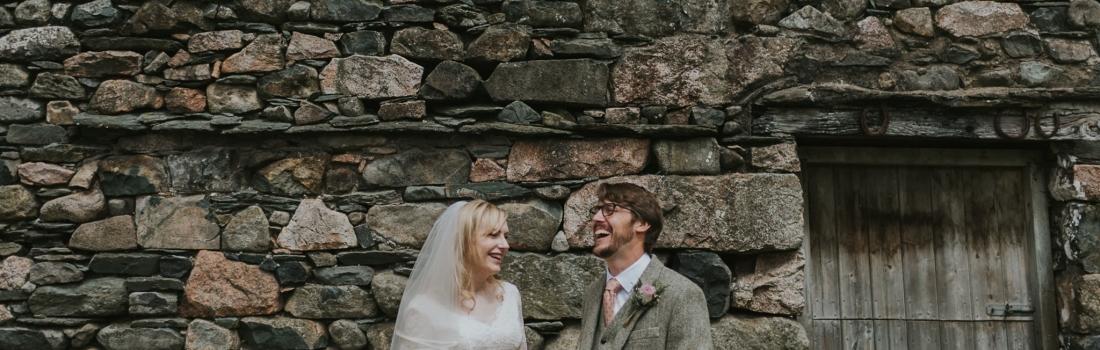 Wasdale Head Cumbria Wedding – Preview